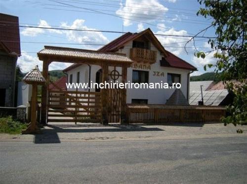 Inchiriere Cabana IZA din Maramures